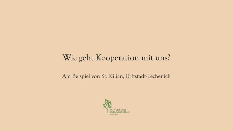 Wie läuft Kooperation mit uns?