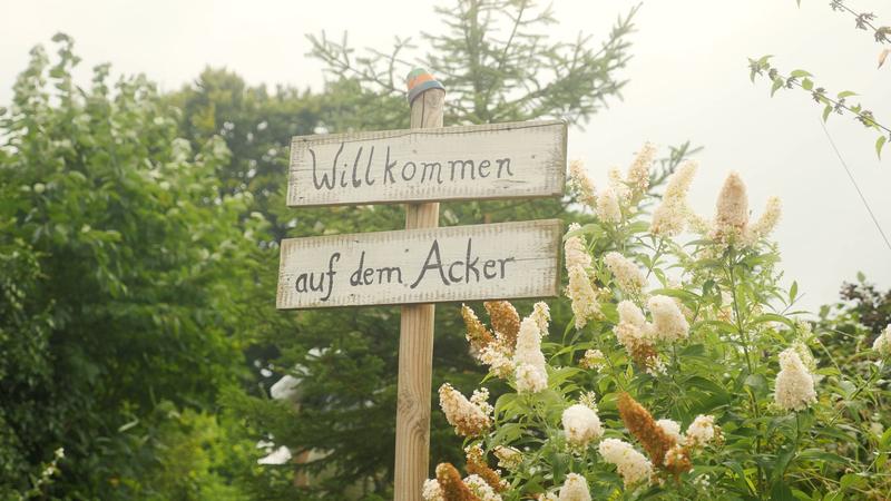 Sonderpreis für den Bibelgarten der KJAckerdemie in Alfter
