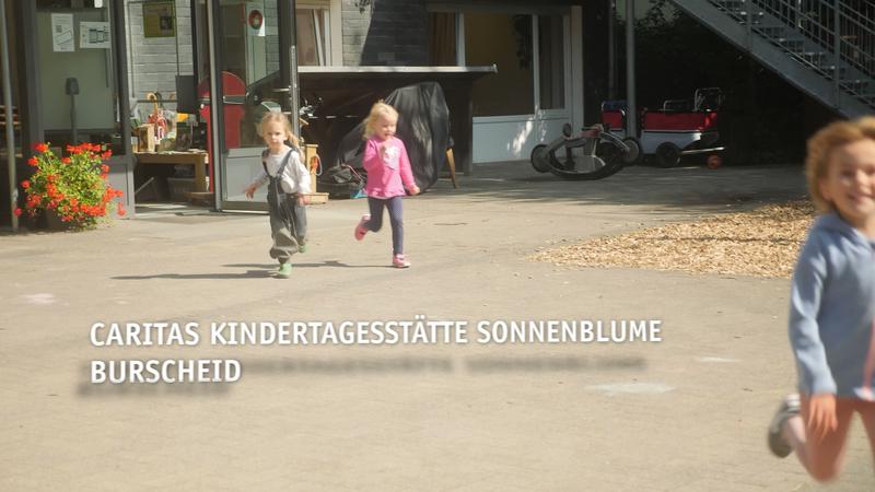 Nachhaltigkeitspreis für gesunde und nachhaltige Ernährung in der Kindertagesstätte Sonnenblume in Burscheid