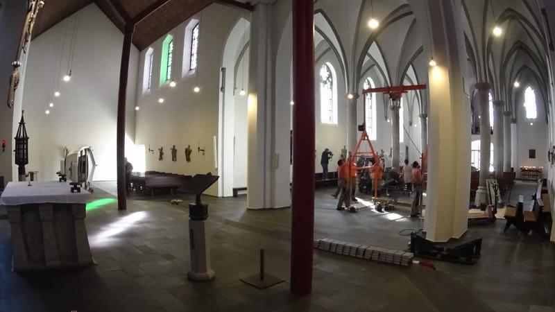 Bergisch Gladbach-Refrath: St. Johann Baptist